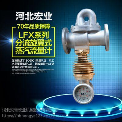 指针型蒸汽流量计 LFX蒸汽流量计