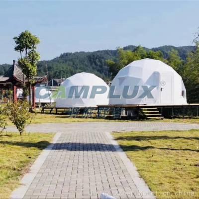 户外移动球形篷 安全舒适温馨的另一个家