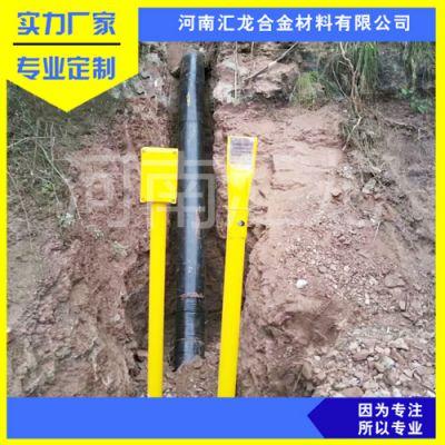 汇龙镁合金牺牲阳极安装深井阳极安装 油气输送管道阴极保护施工