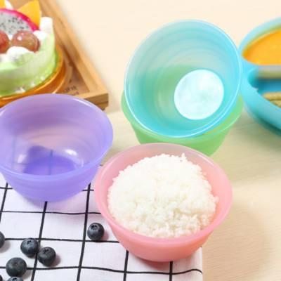 杭州硅胶套装碗-浙江北星科技款式独特-硅胶套装碗厂家直销