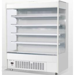 凯雪冷藏展示柜KX-1.5LFA 超市鲜奶展示柜 雄风系列