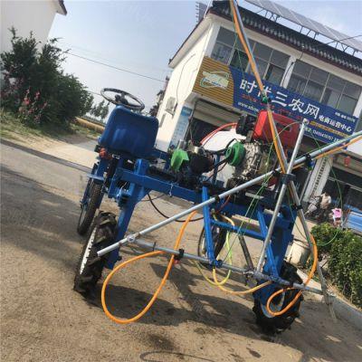 大量农作物打药机 自走式四轮三轮打药喷雾器玉米棉花打药机