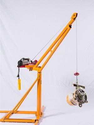 吊砖机-东弘起重-500公斤室外吊砖机