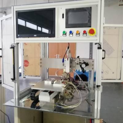 电光源材料焊接专用焊机-广州尚亿点焊机-汽车电子点焊机