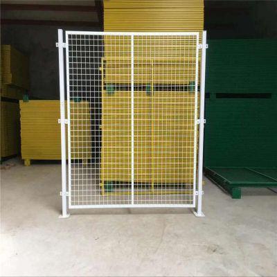 喷塑仓储用围栏网 机器设备隔离网 场地分区隔断围网