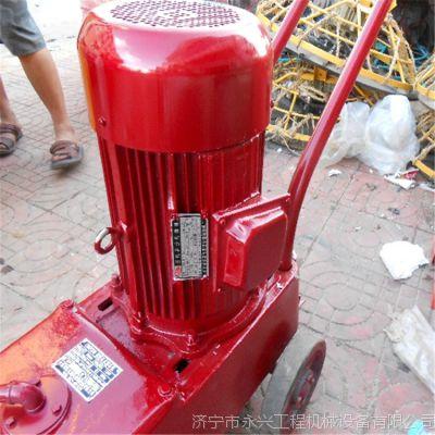 地坪金刚石水磨石机小型水磨石机不断更新