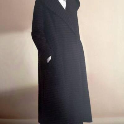 欧时力高端女短款双面呢走份批发服装批发市场排名