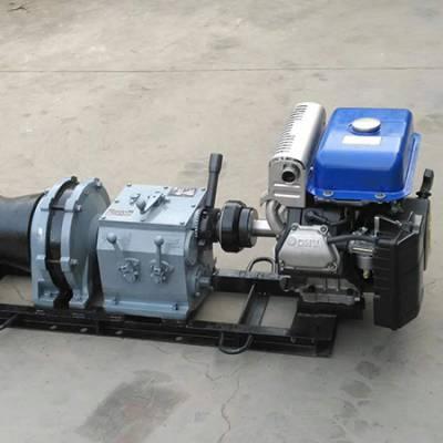 汽油绞磨机 5吨柴油机动绞磨 河北快速绞磨机厂家 汇亨