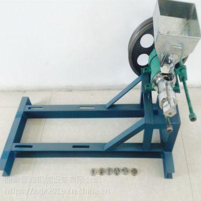 热销玉米麻花膨化机 小型食品机械 七用大米膨化机价格