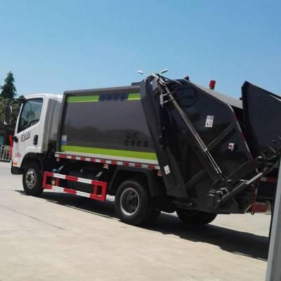 环卫垃圾车价格行情