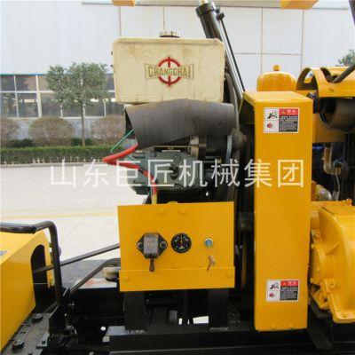 华夏巨匠XYD-130液压履带岩芯钻机 履带钻车 百米钻探机