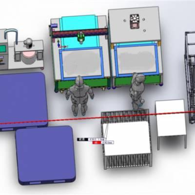 滴塑机-维度给机器植入大脑-UV胶滴塑机