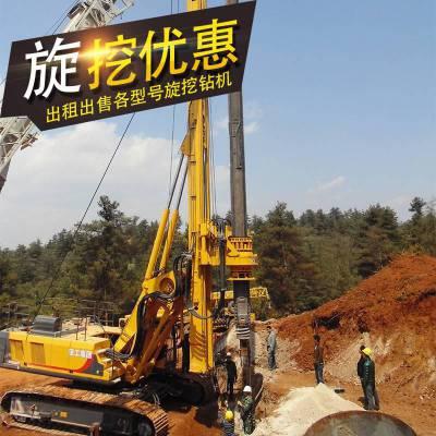 湖北黄石出租280 360旋挖钻机 工作时间2000小时 机况好