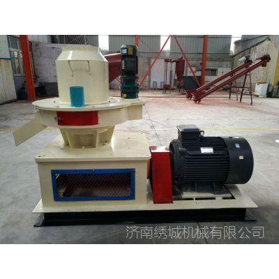 木粉燃料颗粒机生产线 生物质木屑颗粒机械