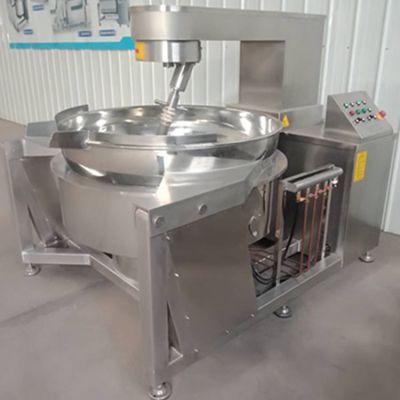 商用大型炒菜机 中央厨房大型自动炒菜锅 食堂大型炒菜机