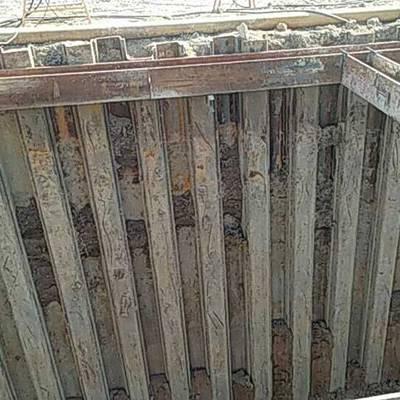 简易钢板桩-九江钢板桩-山东泰亨