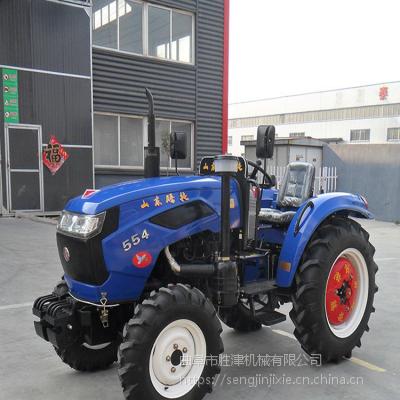 404农用机械旋耕拖拉机 中型40马力土地耕种机 四轮小型拖拉机