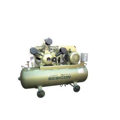 东莞市日立有油活塞空压机 往复式空压机7.5P-9.5V5C