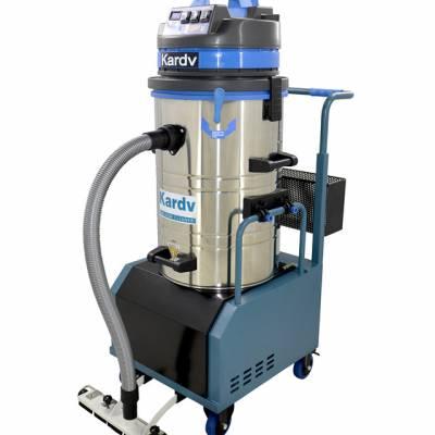 南京哪里买电瓶式工业吸尘器 南京工厂不用电源充电式吸尘器DL-3060D