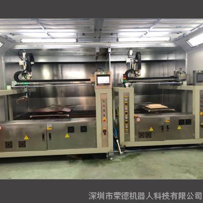 深圳荣德往复喷涂机-五轴数控喷漆机-xy轴喷涂往复机