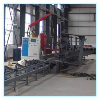 【品牌供应】钢管除锈设备 青岛宝龙BL系列抛丸除锈钢管清理设备