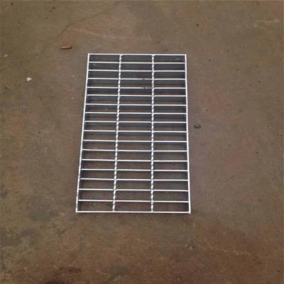 厂家直销 热镀锌钢格栅板 热浸锌钢格栅板 钢格栅沟盖板