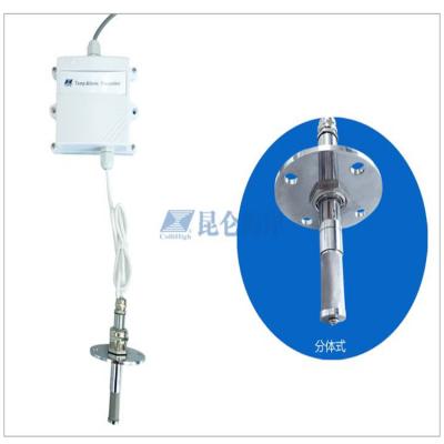 JWSK-6W1C1/2/5/10B昆仑海岸电缆分体式温湿度传感器RS485输出