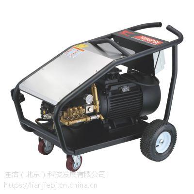 380V电500公斤压力高压清洗机超高压水喷沙除锈除漆7250