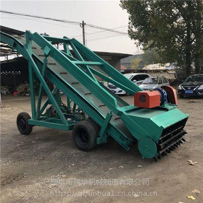 6米高青贮取料机 牛场饲草下料机 小型青饲料挖掘机