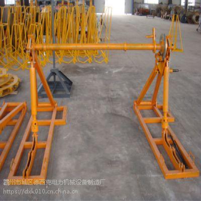 供应德西克 3吨机械张力放线架