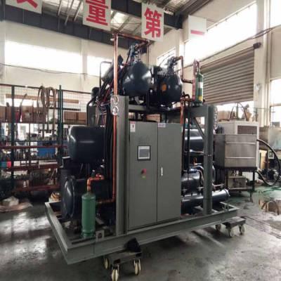 电子低温环境试验用复叠制冷机组