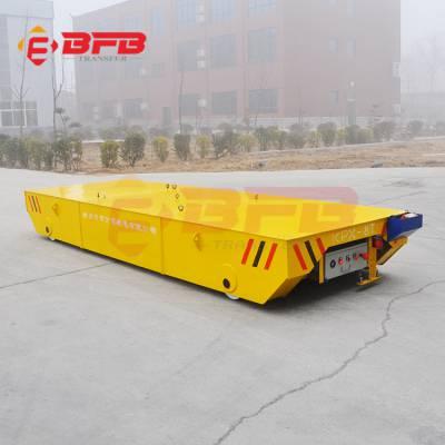 莱钢***5吨轨道电动平车_蓄电池过跨车品质保证