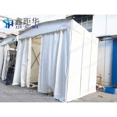惠州市厂房推拉帐篷惠城区自动伸缩雨棚 布夜宵摊专用帐篷怎么样