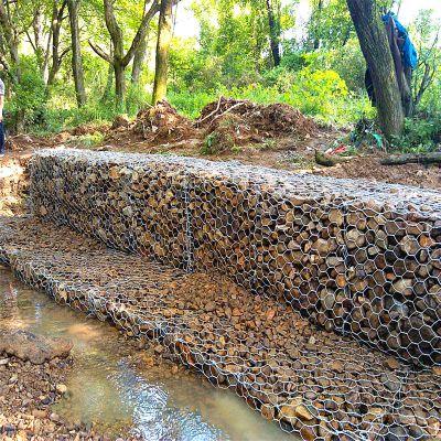 水利工程护坡网 优质护坡网厂家 石笼网护坡网 环标丝网