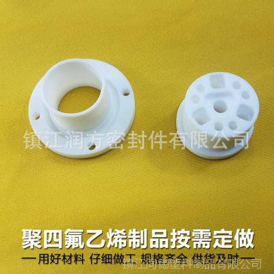 聚四氟乙烯PTFE制品 具备:耐腐蚀,耐辐照,承受高温高压的工况