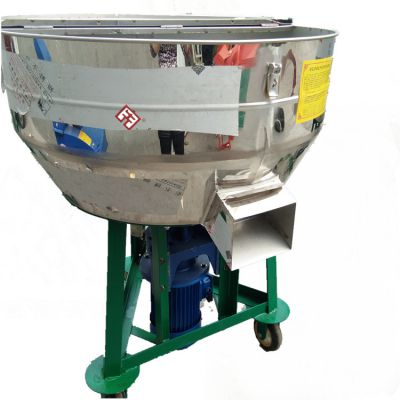 厂家直销习性不锈钢养殖场饲料搅拌机 小型粉末颗粒混合机
