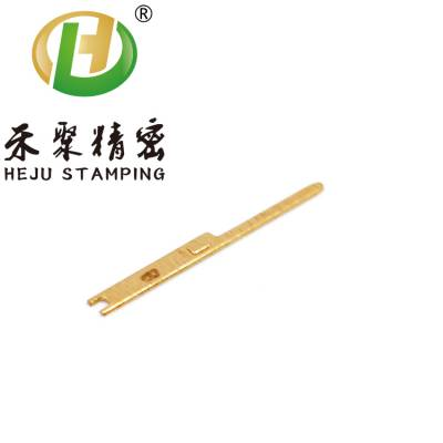 深圳RJ端子加工厂家 直销精密端子 来图定制线束端子