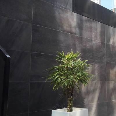 甘肃花岗岩石英砖厂家 公园人行道用陶瓷厚板长期供应