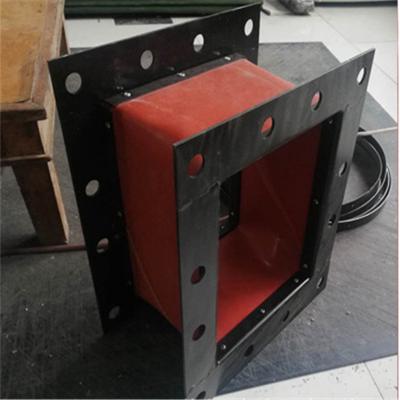 按要求定制 耐高温风机软连接 软连接 散装机伸缩节