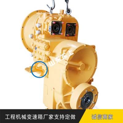 供应原厂柳工836装载机变速箱变速箱作为装载机关键部件