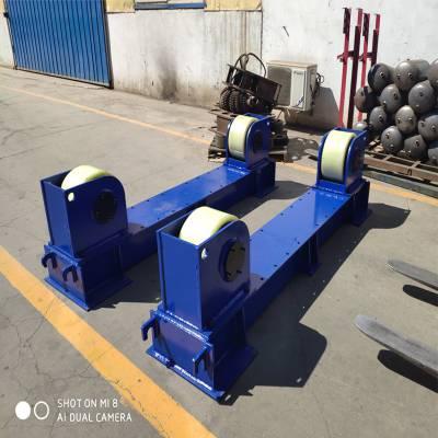 20吨可调式滚轮架 重型焊接滚轮架