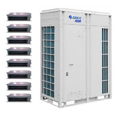 格力商用中央空调1拖9 商用多联机一拖九 格力中央空调12匹 GMV-350W/A