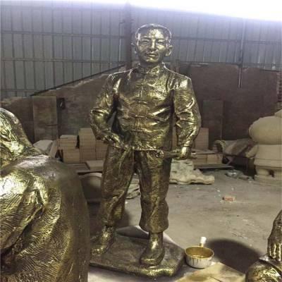 仿铜人物雕塑 设计生产仿铜人物雕塑 仿铜人物雕塑批发定制