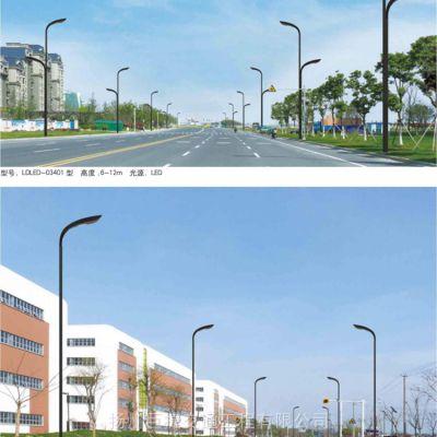 市电220V接电LED路灯厂家排名
