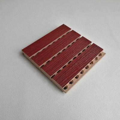 厂家直销大礼堂室内阻燃吸音板 防霉木质吸音板厂家