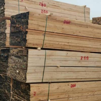 腾达木材 工地用建筑方木单价 工地用建筑方木多少钱一米