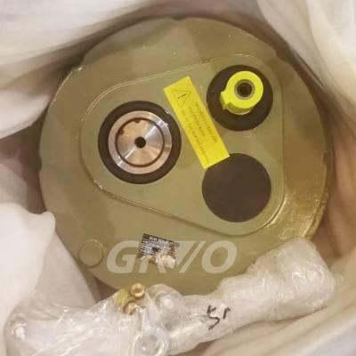 格沃HXG70-D混凝土搅拌站斜齿 悬挂式齿轮减速机