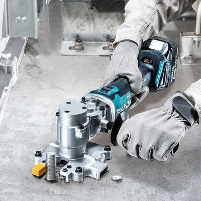 makita牧田充电式钢筋切断机DSC250锂电18V金属切割机进口原装日本牧田电动工具 5.0Ah