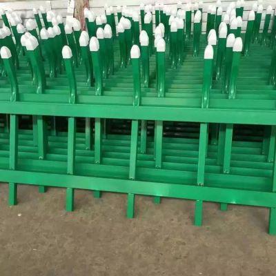 汝州锌钢草坪护栏定制批发 颜色多选 规格定制厂家直销价格优惠