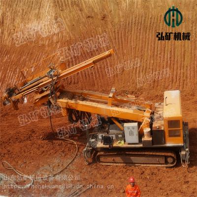 供应打基坑履带锚固钻机/全液压锚固钻机/锚固履带钻机